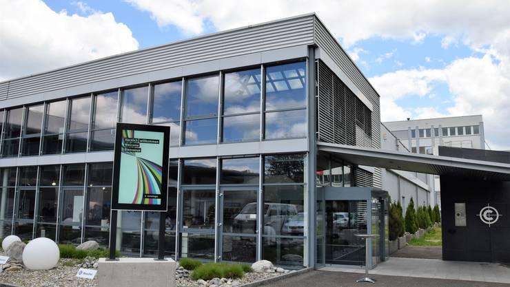 Die Firma Christinger AG verlegt den Sitz nach Brugg und nimmt den Betrieb auf im Wildischachen.