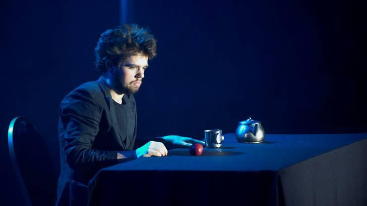 Der Franzose Yann Frisch, Weltmeister in der Sprechzauberkunst, tritt ebenfalls am Zauberkongress auf. zvg