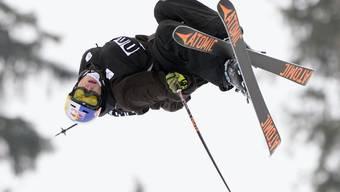 Will in Sotschi hoch hinaus: Free-Skier Elias Ambühl.