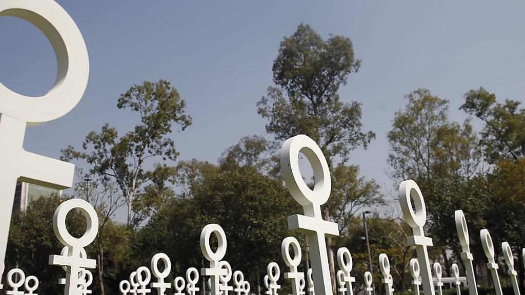 Mexiko-Stadt ruft wegen Gewalt an Frauen Notstand aus