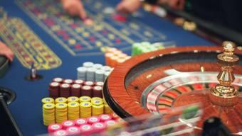 In den Schweizer Casinos wird viel Geld eingenommen und ausgegeben