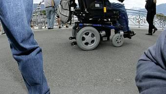 Der Ständerat spricht sich für einen Invaliditätsgrad von 80 Prozent aus.