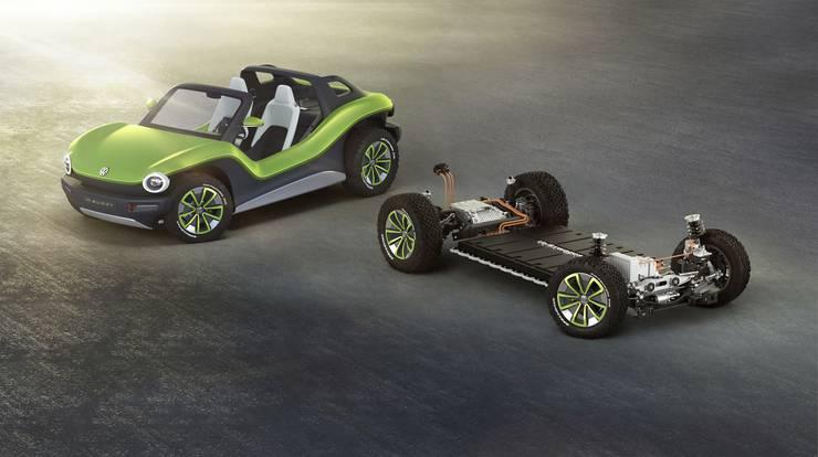 VW I.D. Buggy