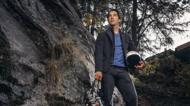 Carlo Janka lässt wenige Emotionen zu – dies und die Rückkehr zu den alten Skischuhen helfen im auf dem Weg zurück an die Spitze. Foto: GAETAN BALLY/Key
