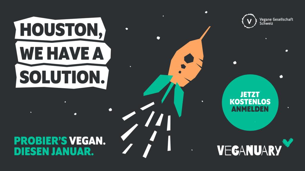 Einen Monat lang vegan leben – die pflanzliche Challenge