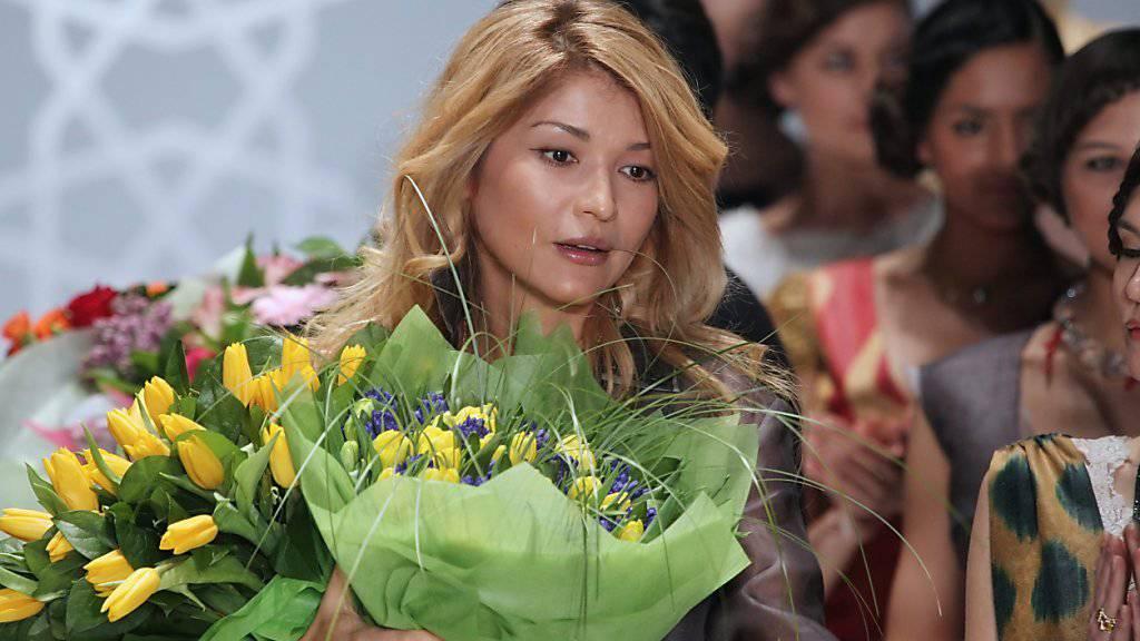 Das Bundesstrafgericht hat ein Ausstandsbegehren der Usbekin Gulnara Karimowa gutgeheissen. (Archivbild)