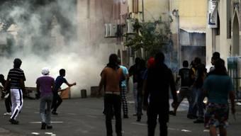 In Bahrain gibt es weiter Proteste, oft auch gewalttätige wie am Dienstag