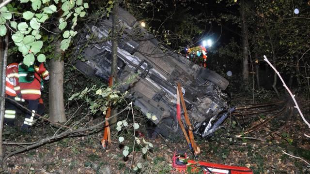 Zwei Tote bei schwerem Verkehrsunfall in Gretzenbach