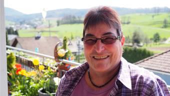«Die Sterbebegleitungen belasten mich nicht»: Marlis Schmid ist seit Juli 2013 bei Hospiz Aargau als ambulante Sterbebegleiterin im Einsatz.