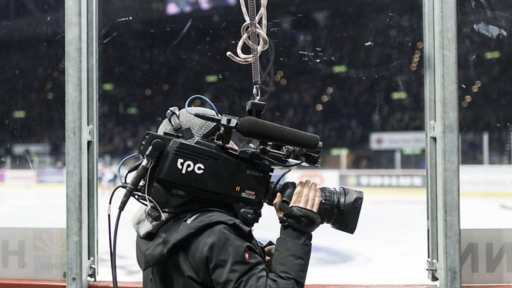 Die Schweizer Eishockey-Klubs aus den beiden Elite-Ligen erhalten einen noch grösseren Anteil aus den TV-Einnahmen.