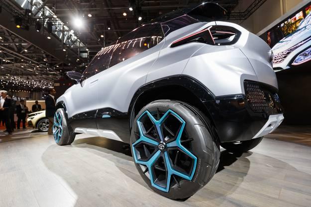 Bis zum 17. März werden in Genf die neuesten Serienmodelle und verrücktesten Konzeptfahrzeuge ausgestellt.