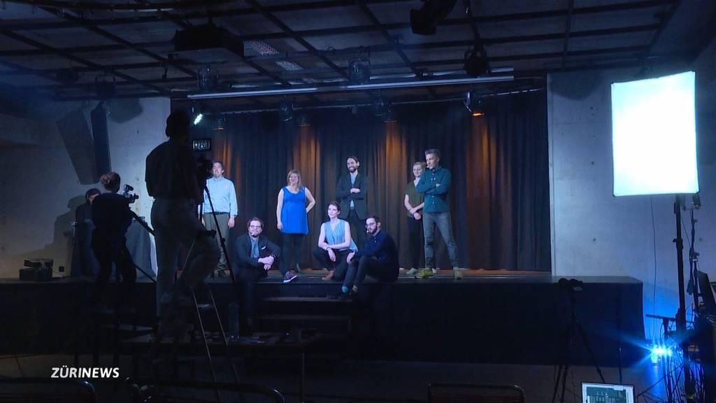 Theater im Zollhaus: Eröffnung mitten im Kultur-Lockdown