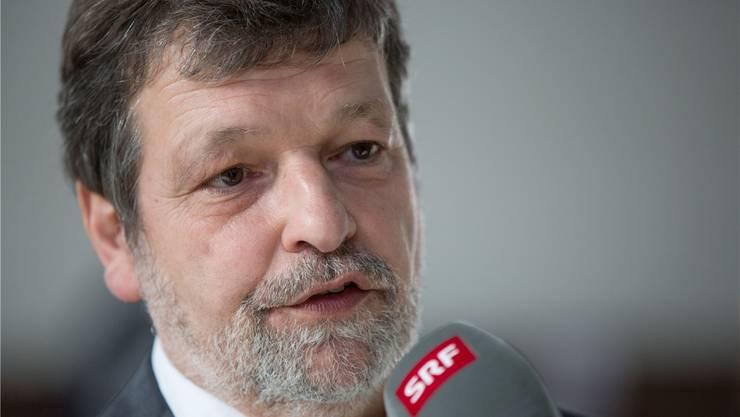 Finanzdirektor Roland Heim (CVP).