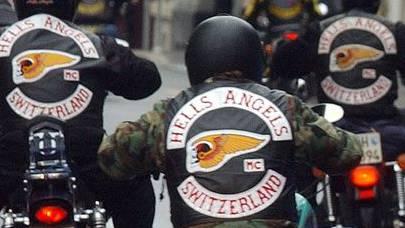 Ein Limmattaler Rocker drohte mit den Hells Angels (Symbolbild)
