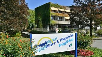 Die Tagesstätte Sonnegg zieht in die oberste Etage des Alters- und Pflegeheims Brüggli in Dulliken.