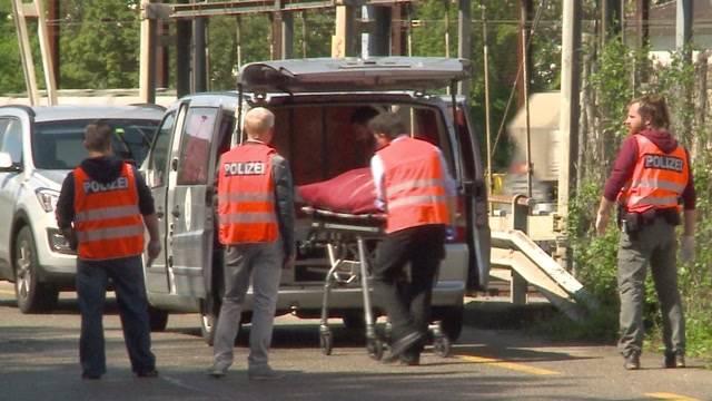 2 Tote beim Bahnhof Olten