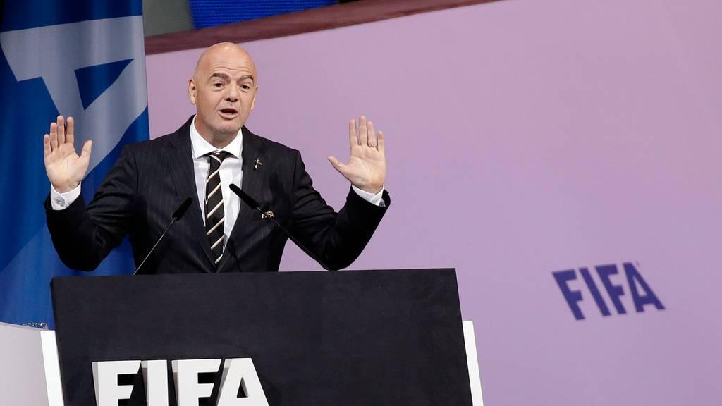 Infantino:Schweizer Verfahren hat «der Fifa und mir schon beträchtlich geschadet»