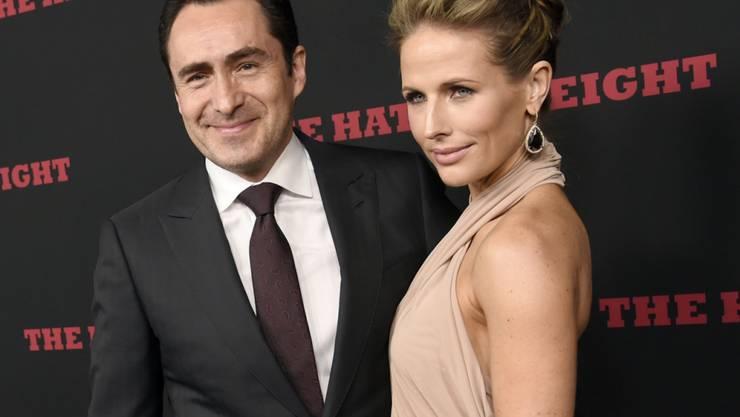 Der Schauspieler Demian Bichir hat den Tod seiner Ehefrau Stefanie Shirk bekannt gegeben. (Archivbild)