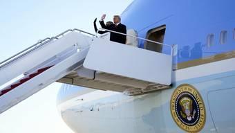 Bilder aus der Hauptstadt: So schwer bewacht und abgeriegelt ist Washington