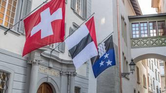 Die Stadt Baden hat im Jahr 2019 schwarze Zahlen geschrieben.
