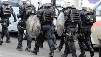 Die Zürcher Stadtpolizei im Einsatz. War das Vorgehen von Anfang an geplant? (Symbobild).