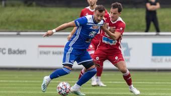 FC Baden – FC Wohlen