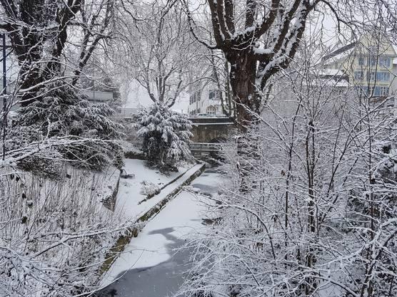 Handschuhe, Kappe und Schal nicht vergessen – dann lässt sich diese fantastische Landschaft auch geniessen.