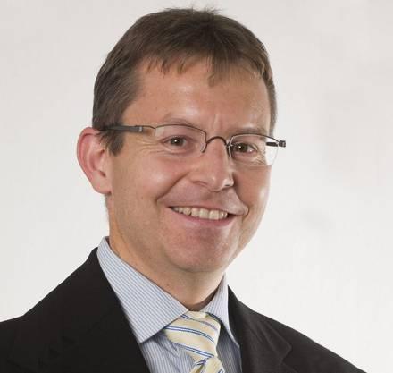 Bruno Müller, Leiter des Amtes für Berufsbildung des Kantons St.Gallen.