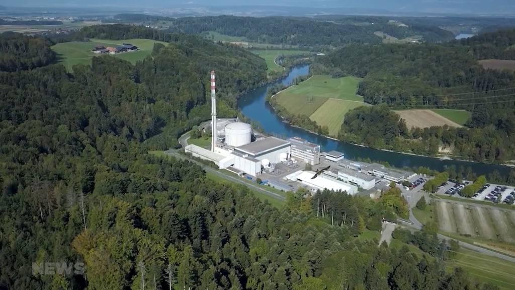 AKW Mühleberg: BKW informiert über Ausschaltung und Rückbau