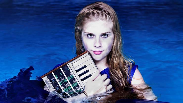 Jennifer Jans von Bleu Roi erfuhr in New York von ihrer Pop-Preis-Nomination.