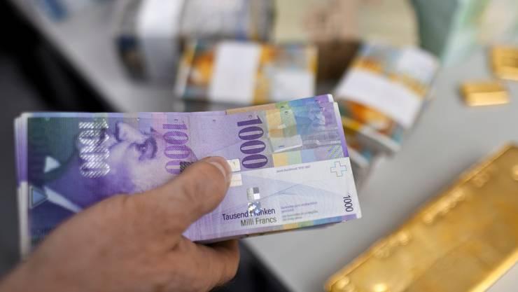 Wer in den Ständerat will, muss je nach Kanton viel Geld in die Hand nehmen.