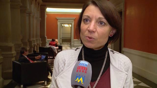 Reaktionen: Das sagen SP-Nationalrätin Yvonne Feri und andere regionale Politiker zum Rücktritt von FDP-Präsident Philipp Müller – und das sagt der als Nachfolger gehandelte Aargauer FDP-Nationalrat Thierry Burkart.