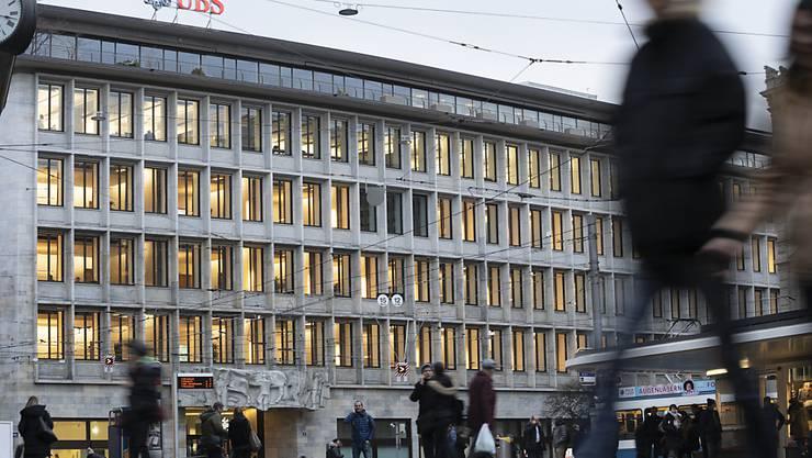 UBS zahlt weitere Busse in Italien (Archivbild)