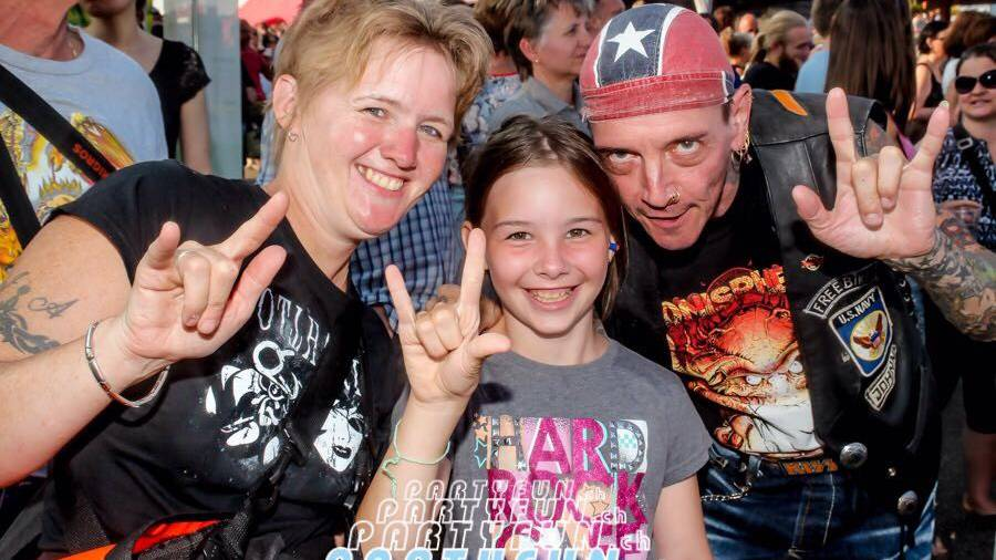 Pilatus-Hörer Johnny aus Buchrain rockt Konzerte