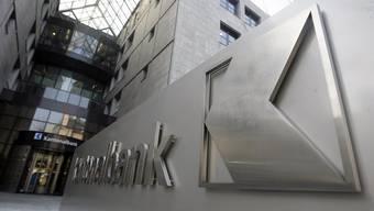 Der Hauptsitz der Aargauer Kantonalbank in Aarau.