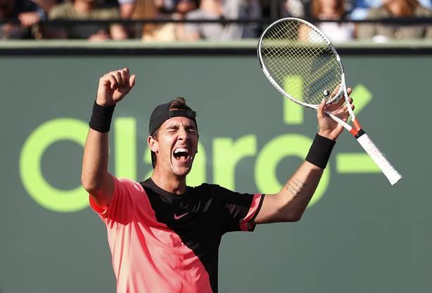 Federer unterlag überraschend dem Australier Thanasi Kokkinakis, aktuell die Nummer 175 der Welt.
