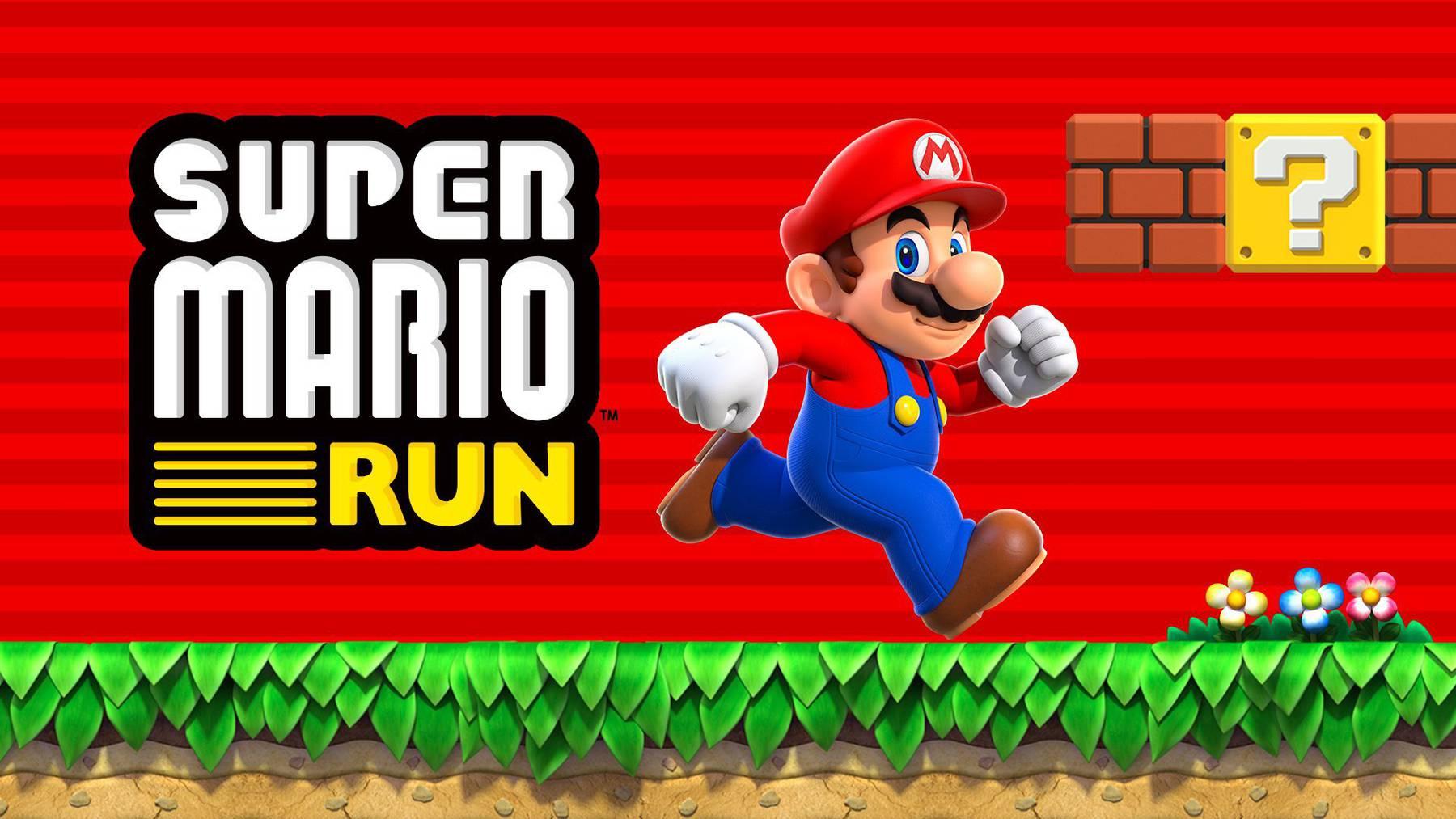 Vernetzt: Super Mario Run kommt aufs iPhone