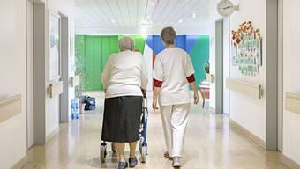 Das Pflegezentrum im Spital Limmattal