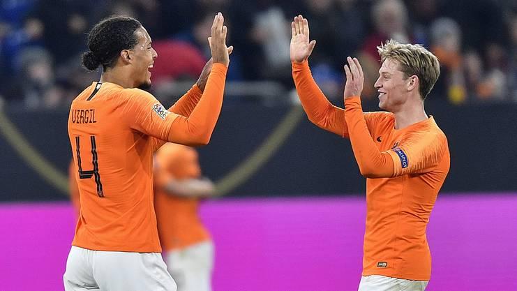 Holland ist wieder da.