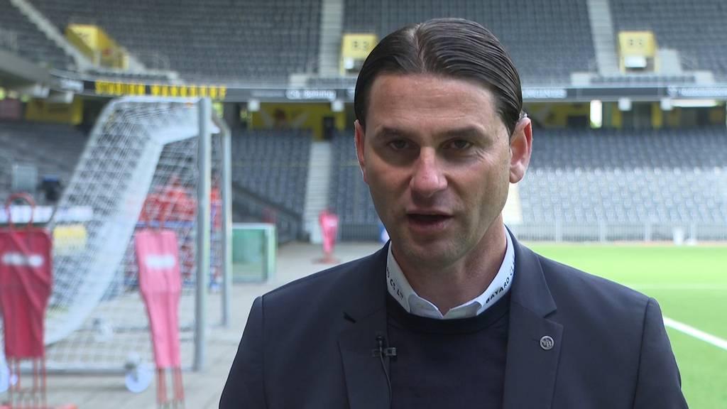 Nach drei erfolgreichen Jahren: YB-Trainer Gerry Seoane wechselt zu Bayer Leverkusen