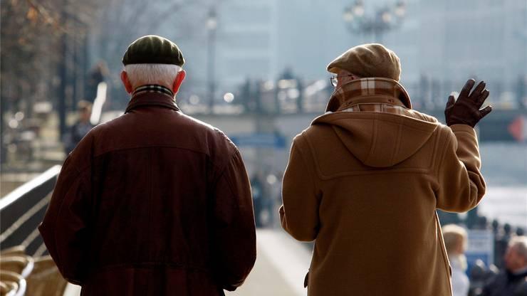 Die berufstätige Bevölkerung subventioniert die Rentner mit 3,5 Milliarden Franken.