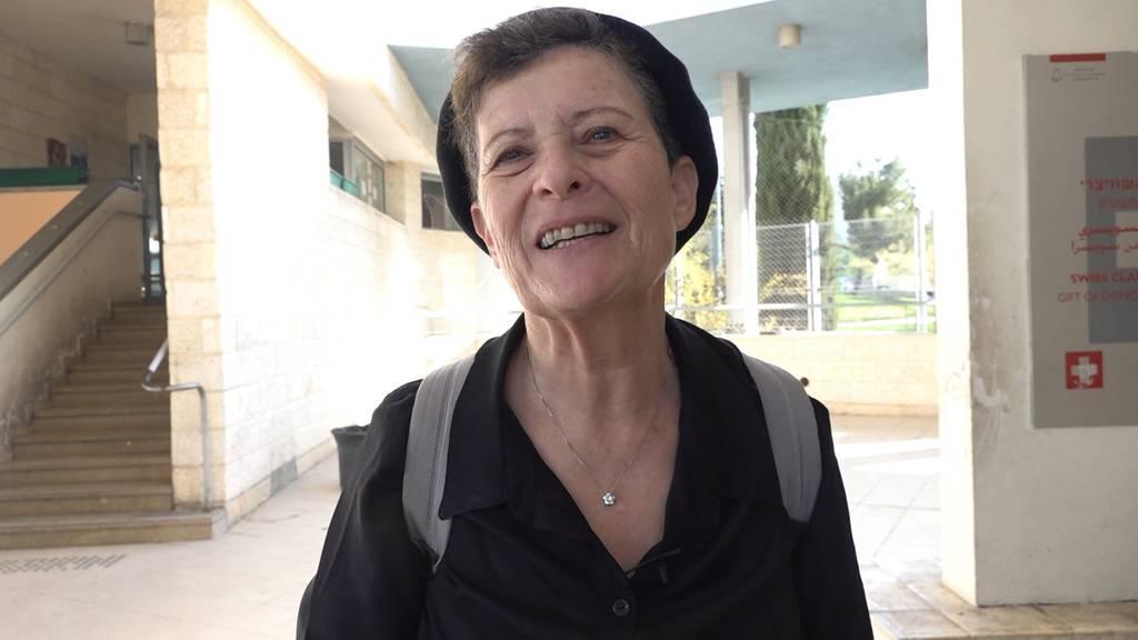 Schweizerin in Israel: Irène Pollak-Rein