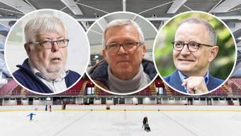 Der Suhrer Ex-Gemeindepräsident Beat Rüetschi, der langjährige Keba-Präsident Heinz Zugg und der Aarauer Stadtpräsident Hanspeter Hilfiker sind per Strafbefehl verurteilt worden.