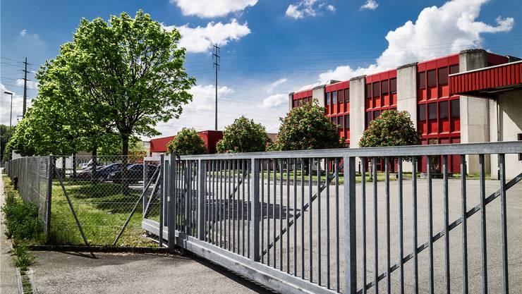56 Jahre nach der Gründung am Ende: ZKD Büromöbel AG in Kleindöttingen.