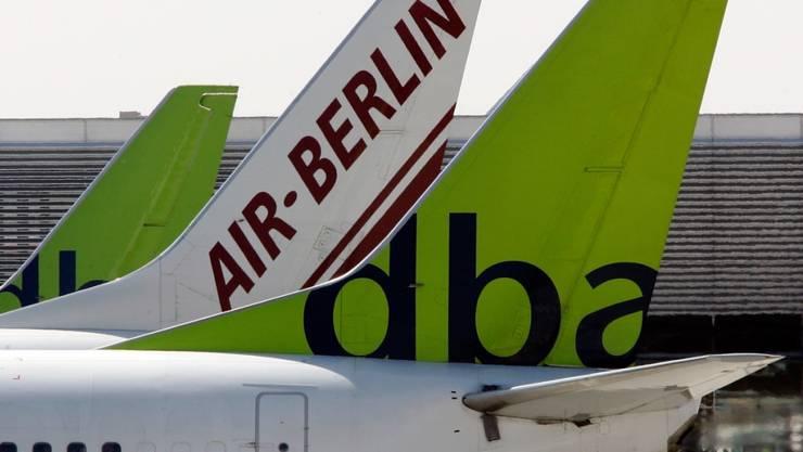 Das Aus bei Airberlin hat auch Folgen für andere Flugbetriebe, auch für Belair. (Symbol)