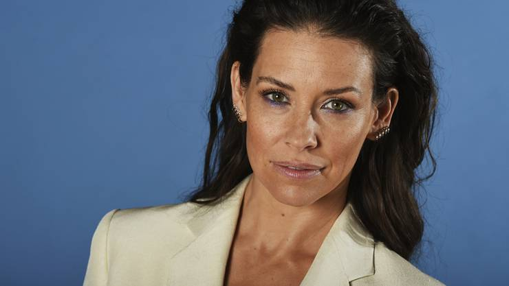 """Die Schauspielerin Evangeline Lilly spielt im Film """"Ant-Man and The Wasp"""" eine Superheldin im Wespenkostüm. (Archiv)"""
