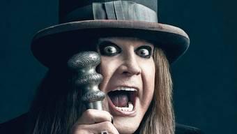Ozzy Osbourne ist gesundheitlich angeschlagen, aber voller Tatendrang und Lebensfreude.