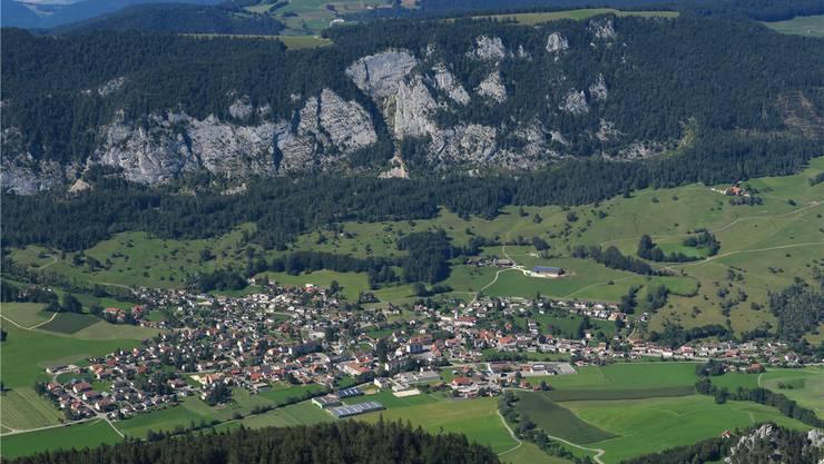 Idyll Welschenrohr: Die Gemeinde im hinteren Tal erhält vorläufig kein neues Hotel. Bruno Kissling/Archiv