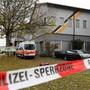 Polizei-Razzia in der An'Nur-Moschee in Winterthur am 2. November 2016: Diese Woche kommt es zum Prozess. Foto: Keystone