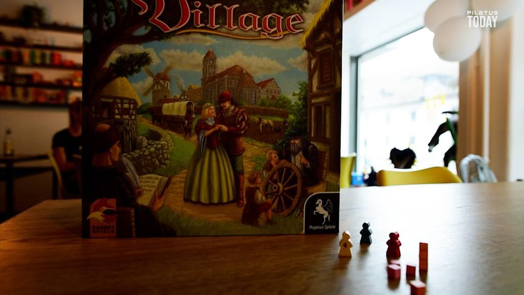 Tauche ein ins Mittelalter – Wir stellen dir «Village» vor